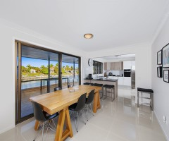 43 Metres of East Facing Point Position Waterfrontage On A Huge 971sqm Block