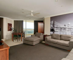 3 bedroom fully furnished for lease in Focus….