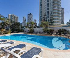 SPINNAKER APARTMENTS - LUXURY BEACHSIDE RESIDENTIAL ONLY